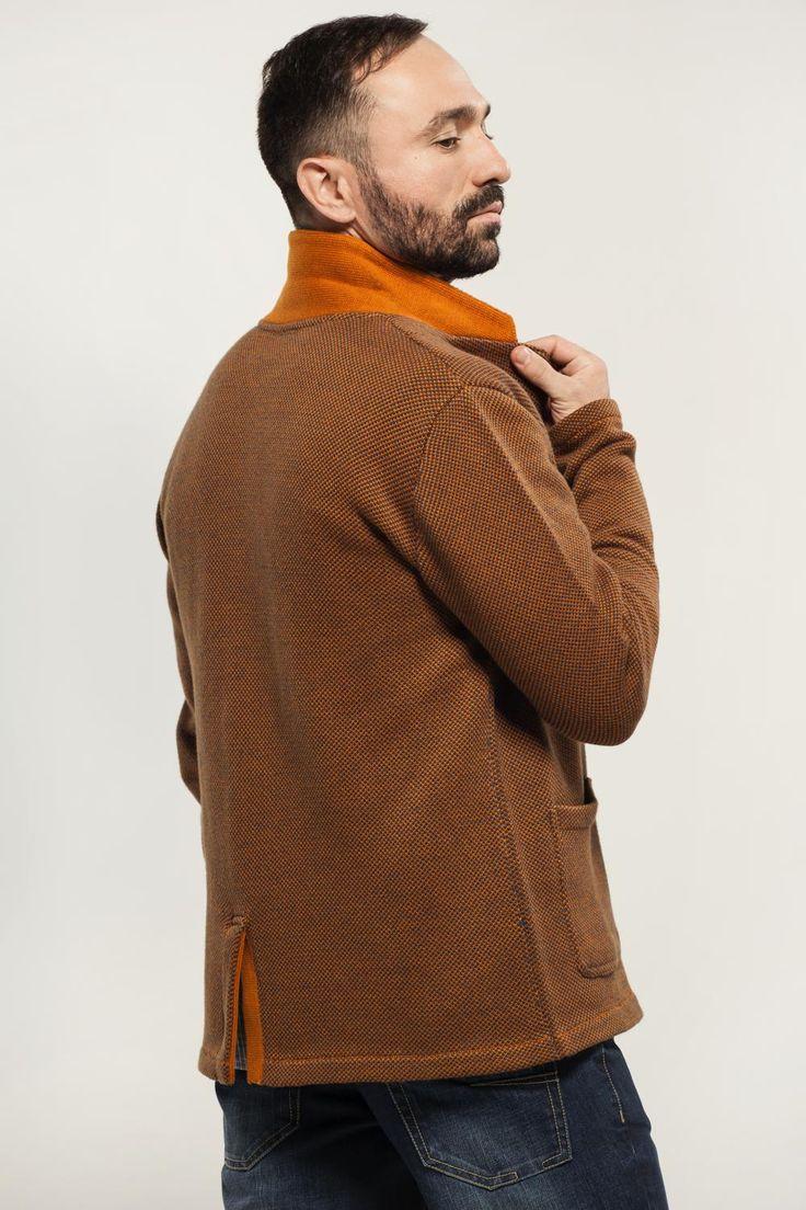 Coat Knitted MAVANGO AW-14 M-42417-B22MC