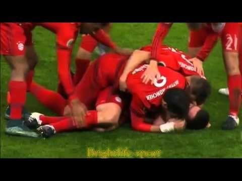 Супер гол, забитый Хаби Алонсо, Бавария Мюнхен - Дармштадт