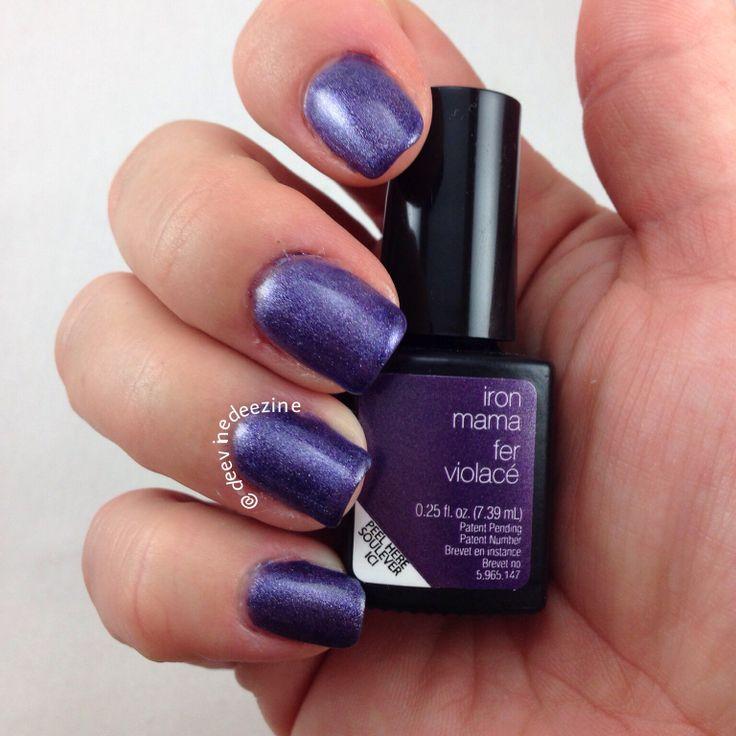 Sensationail Color Gel Polish Blue Yonder by nailene #6