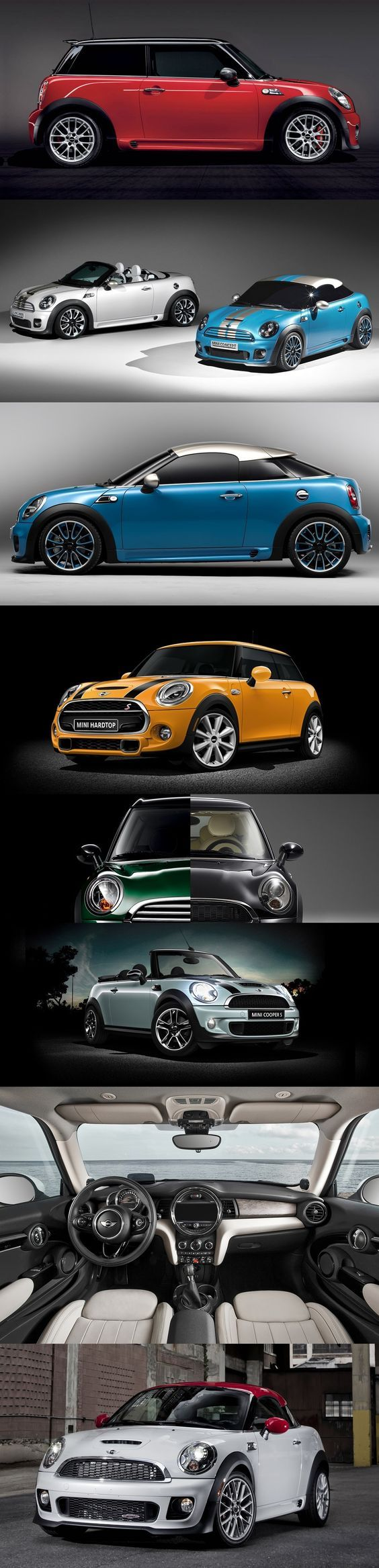 MINI Coopers For Sale - Welcome to RuelSpot.com, we have a large inventory of new and used MINI Coopers on sale; including the MINI Hardtop 2 Door, Hardtop 4 Door, Countryman, Paceman, Convertible, Coupe, John Cooper Works and  the nimble and swift Mini Cooper Roadster. http://www.ruelspot.com/mini-cooper/best-in-class-new-and-used-mini-cooper-for-sale/ #MINICooperForSale #MiniCooper #MINI: