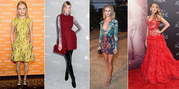 Kırmızı Halı Elbiseleri - Hep Moda Magazin