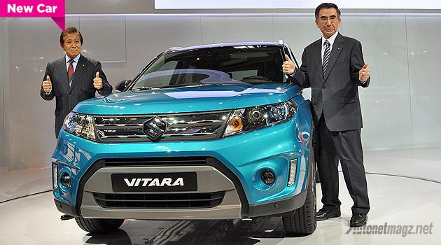 new suzuki vitara 2015 auto show #2015SuzukiVitara #Car #Autos #Review #Suzuki #car2015 #Vitara #Show