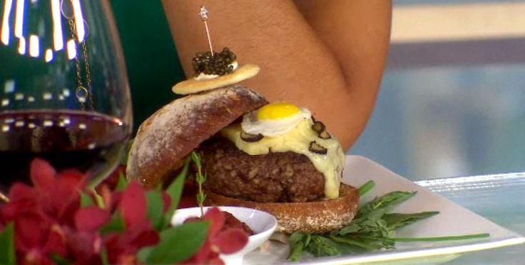 Le Burger Extravagant: O hambúrguer mais caro de todos