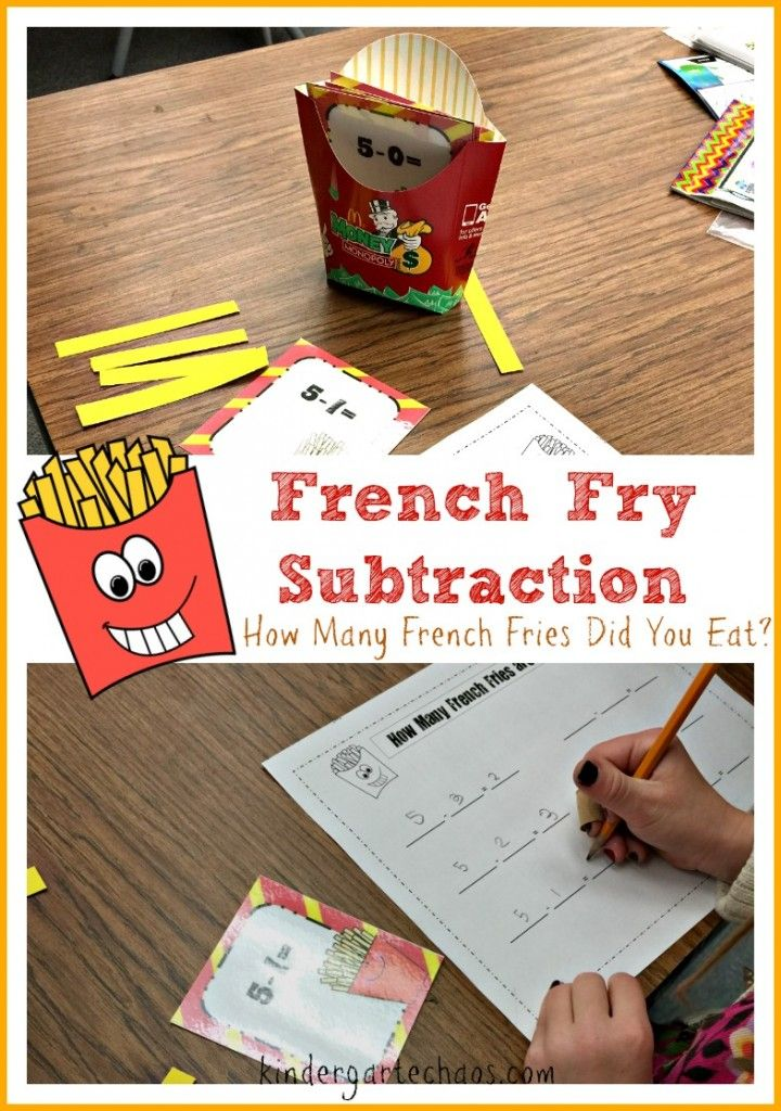 15+ Fun and Free Ideas for Teaching Subtraction | Teaching ...