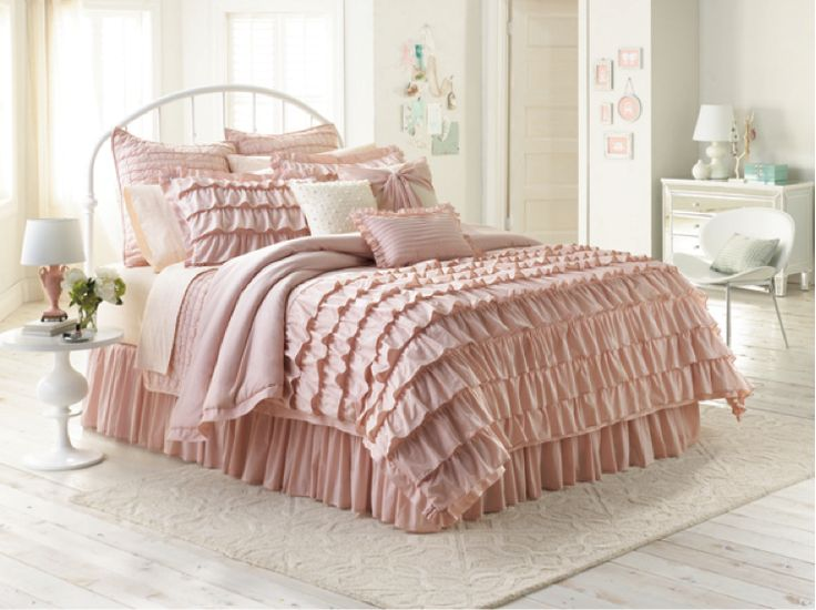 Lc Lauren Conrad For Kohl S Ella Bedding Sweet Dreams