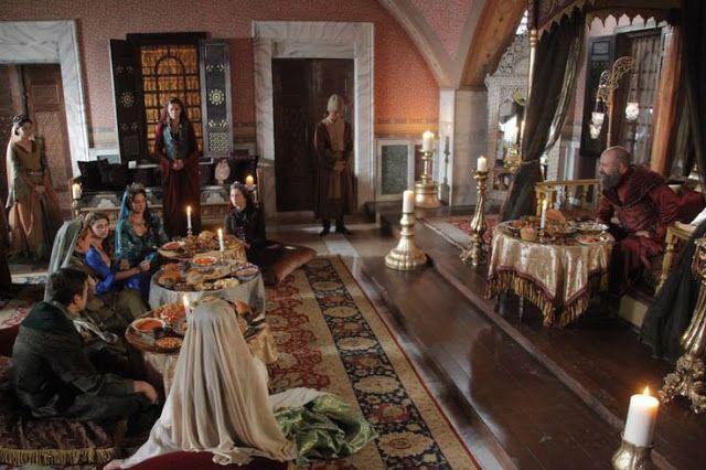 WSPANIAŁE STULECIE - Muhteşem Yüzyıl | peace&room-en