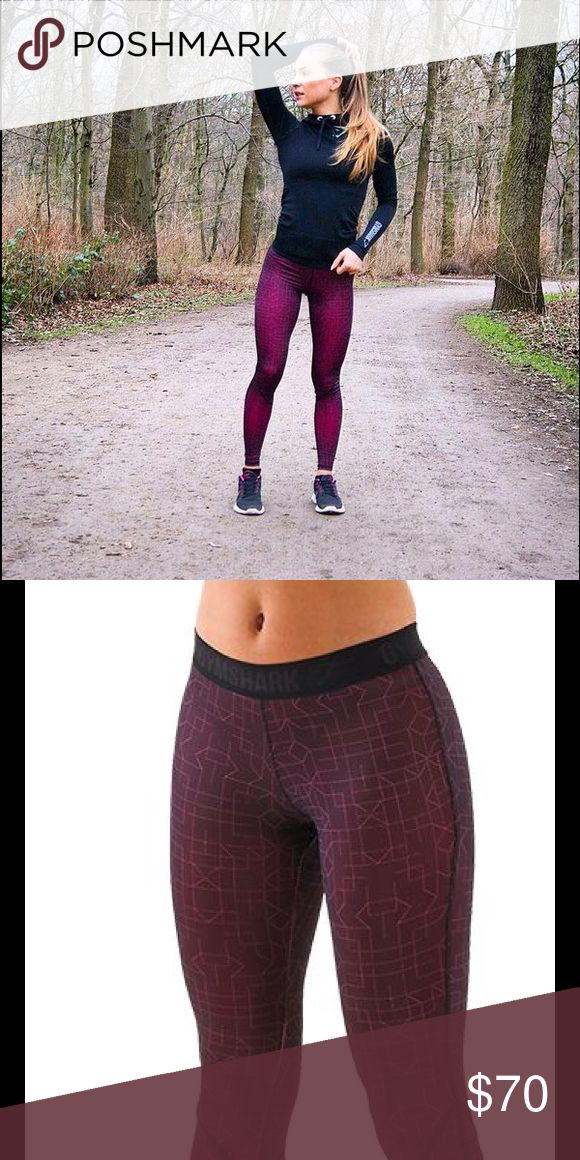 Gymshark ambition leggings Gymshark workout leggings. These look great on!!!! Never worn! NOT NIKE, listed as for exposure. These are sold out. UK gym clothing line. Make me an offer. Nike Pants Leggings