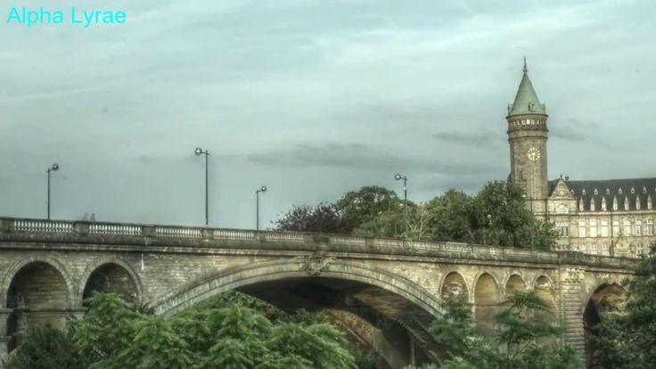 ¿Un paseito por Luxemburgo para empezar a conocer la ciudad visualmente?