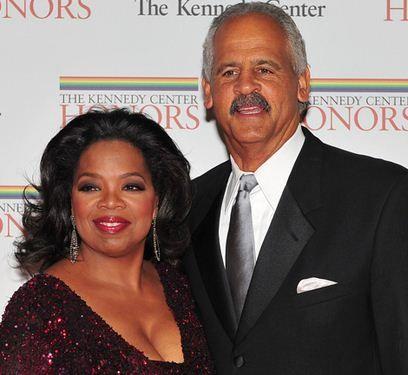 Is Stedman Graham Oprah Winfrey's husband?