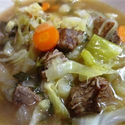 Cawl (Traditional Welsh Broth)  Cawl was the dish most commonly served for dinner on the farm during the winter months in Wales