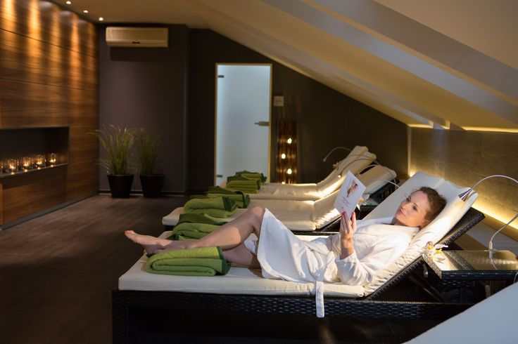 Spa Hotel Felicitas - Wellness - Relax zone