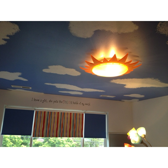 Rainbow Bedroom: 83 Best Images About Bonus Room On Pinterest