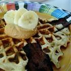 Banana Waffles RecipeRecipe Food, Waffles Recipe, Tummy Yummy, Bananas Waffles, Bantam Chicken, Food Cooking, Cooking Bananas, Waffles Food And Drinks, Art Recipe
