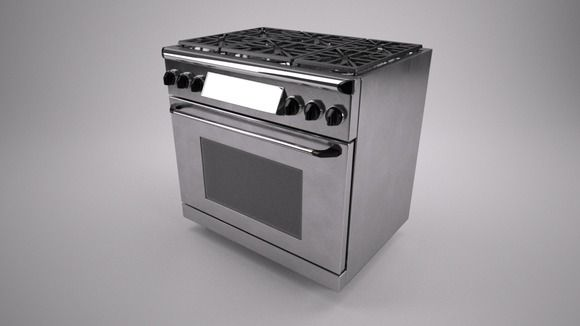 36 inch gas range cooker by Graphics834 on @creativework247