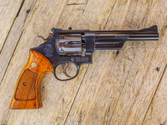Smith & Wesson Model 28-2 Highway Patrolman .357 Magnum,