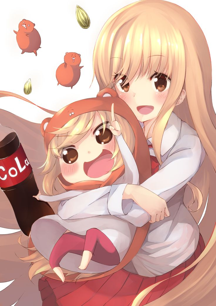 Umaru-chan [Himouto! Umaru-chan] - Checkout more news on http://ift.tt/1dTOCQZ
