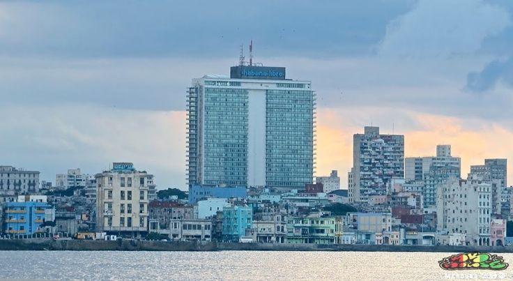 Malecon Habanero bajo el Habana Libre Tryp Hotel @ La Habana, Cuba ... - Mkhouse 2013