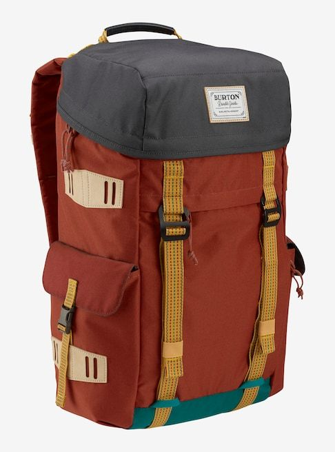 Burton Annex Backpack shown in Tandori Ripstop