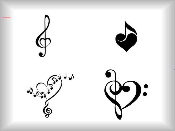musicnotes  musik tattoo ideen tattoo notenschlüssel