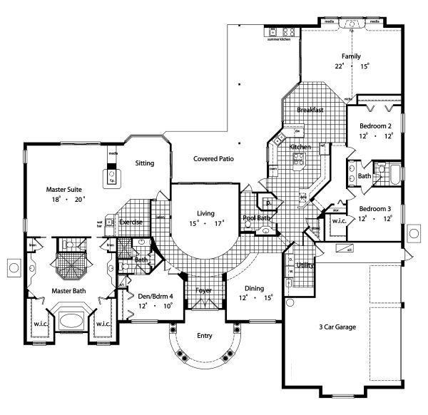 San Simeon Apartments: 100 Best Images About Floor Plan. On Pinterest