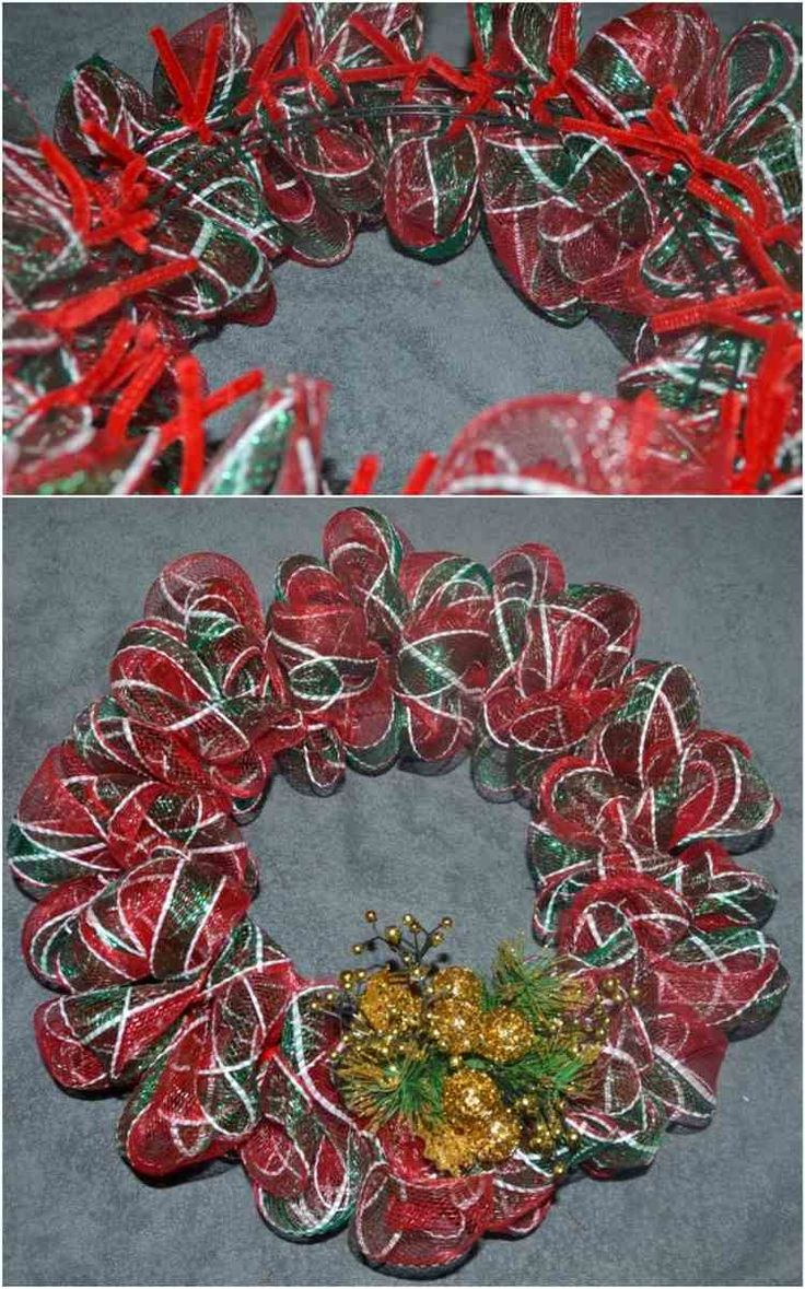 577 Best F Tes Images On Pinterest Holiday Burlap Wreath The