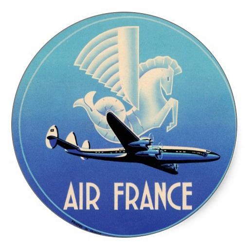Air France Adhésifs