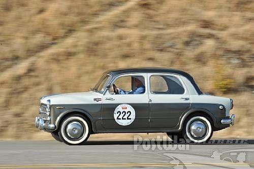 Fiat 1100 TV 1956
