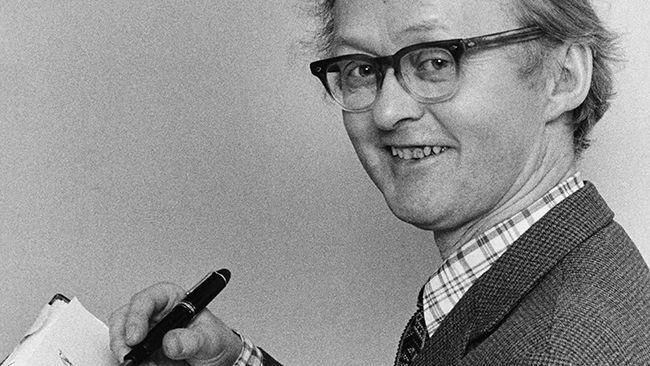 Björn Berg, illustratör.