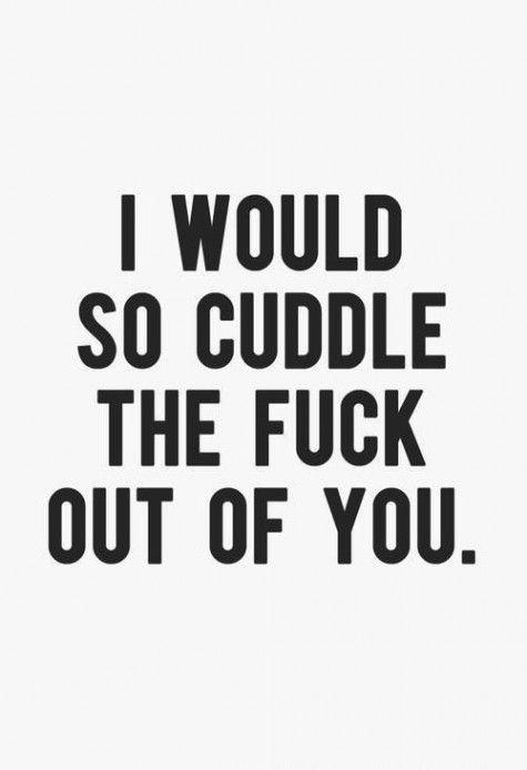 snuggle me <3
