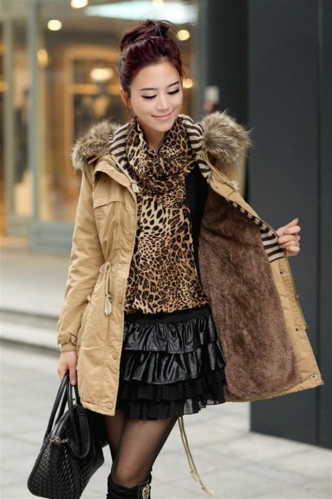 Top Jacket & Coat Trends for Fall & Winter 2015 ... Fall-2014-Women-Designer-Fashion-Women-Thicken-Fleece-Outerwear-Coats-Warm-Faux-Fur-Winter-Coat-Zip └▶ └▶ http://www.pouted.com/?p=36768