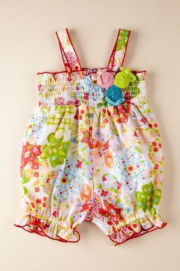Baby Nay Bubble Romper