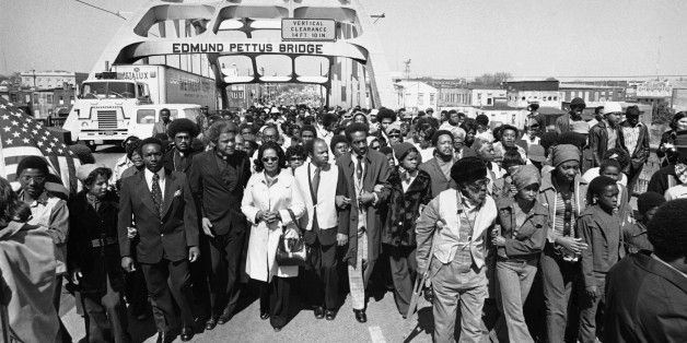 "Selma ""Foot Soldiers"" from 1965 Civil Rights Marches Receive The Congressional Gold Medal"