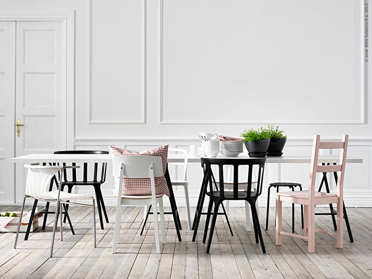 white chairs ikea ikea ps. mix and match chairs for a fun eclectic look find this pin more on ikea ps white ikea ps