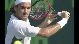 Roger Federer : Best Points 2002 HD
