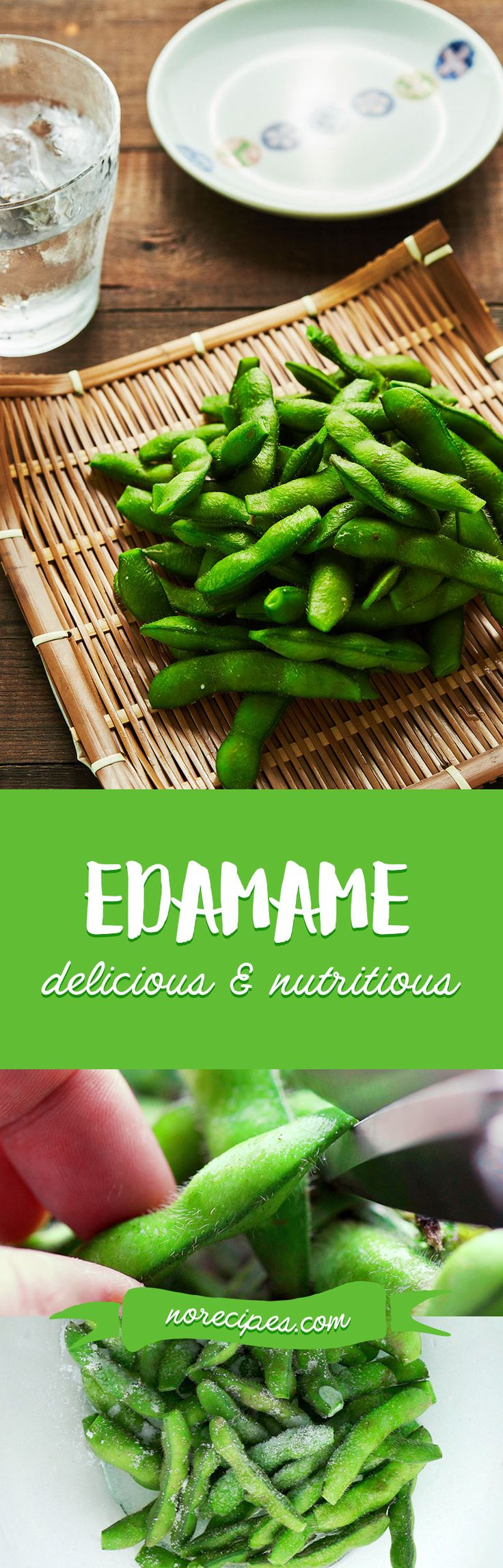 Everything Edamame: Nutrition, Health Benefits, and an Edamame Recipe
