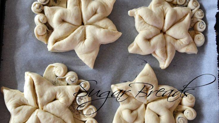 "Sweet buns by Sugarbreads Сладкая булка ""Лепесток"" (авторское оформление)"