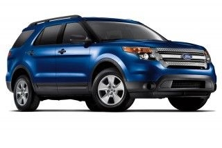 The 2014 Ford Explorer Photo is one of the top rated SUVs on TCC.