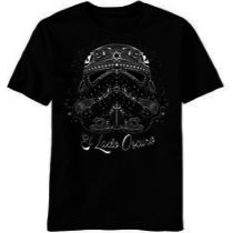 StarWars El Lado Oscuro (The Dark Side) Stormtrooper T Shirt Unisex
