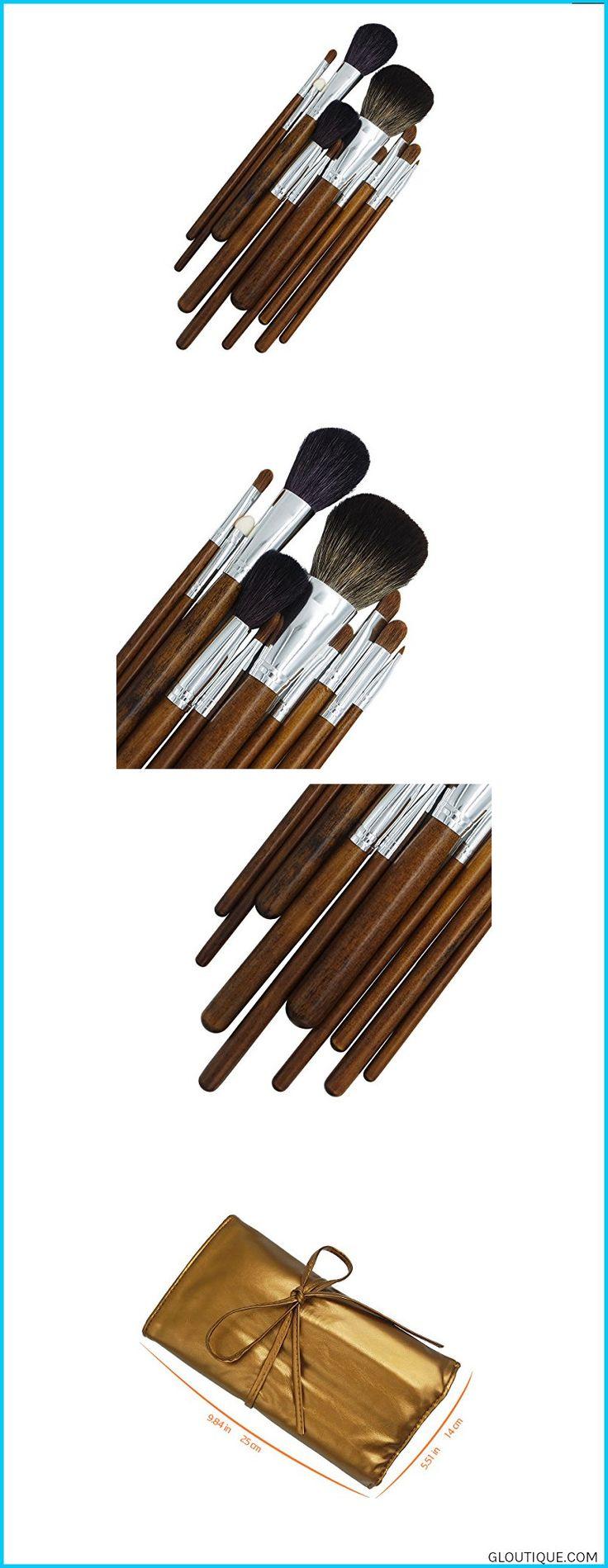Beauty-Infinity-Professional-Cosmetic-Makeup-Brushes-Premium-Set-Natural-and-Synthetic-Foundation-Blending-Blush-Eyeliner-Face-Powder-Brush-Makeup-Brush-Kit-18pcs-Brown