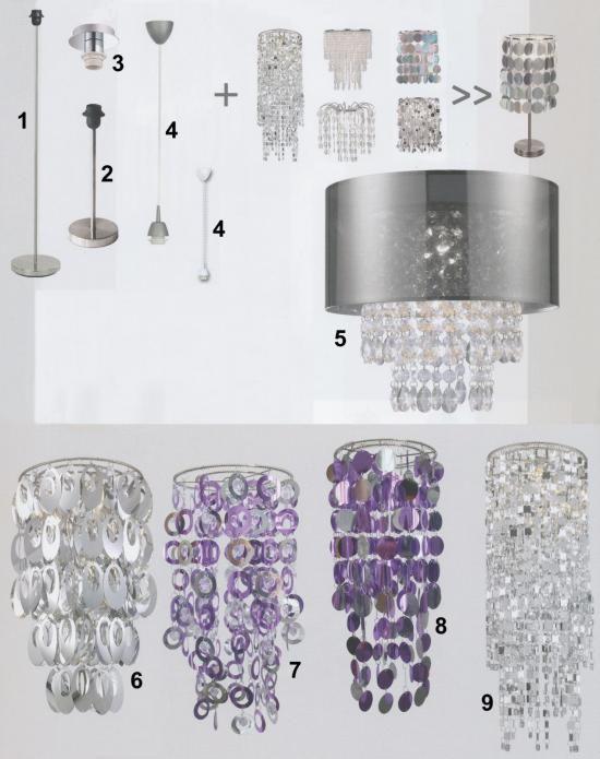 Svietidlá.com - Esto - Fantasia 2 - Moderné svietidlá - svetlá, osvetlenie, lampy, žiarovky, lustre, LED