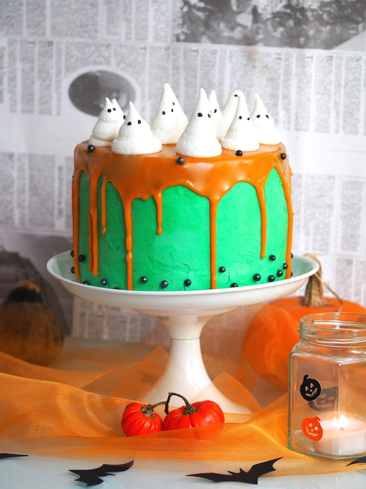 Annin Uunissa: Halloween Haamukakku
