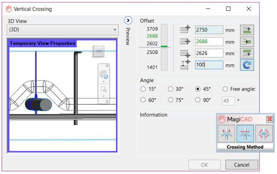 Progman introduced the new MagiCAD version for Revit and AutoCAD