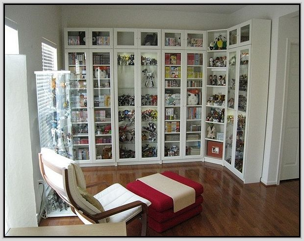 IKEA billy bookcase storage options