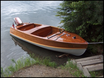 91 best images about boats to build on pinterest classic for Runabout boats with outboard motors