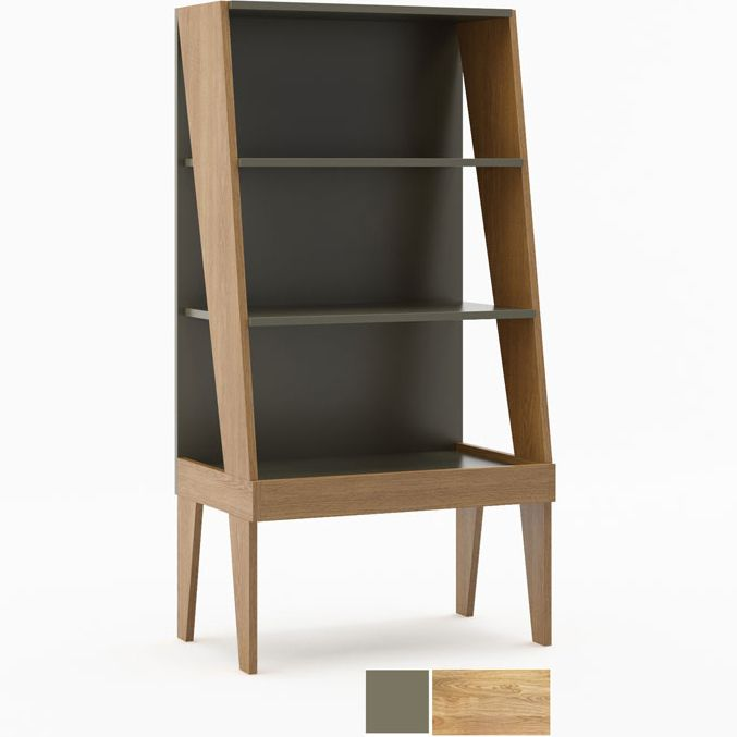 Mroom Volleybox Wide Bookcase