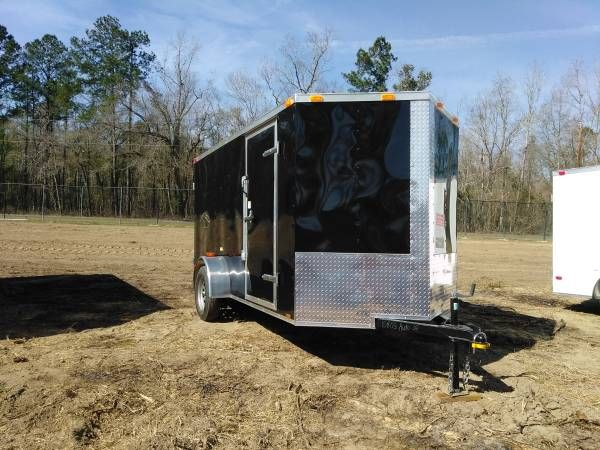 This is a 6x8 Utility trailer with side door and ramp for Only $2,255.00 We are Certified Sales Located @ 320 Winningham Rd, St. Goerge, SC 29477. Our office number is 843 563-9199. Ask for Paulette. See you soon!!