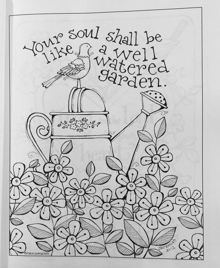 Simple Blessings: Coloring Designs to Encourage Your Heart ...
