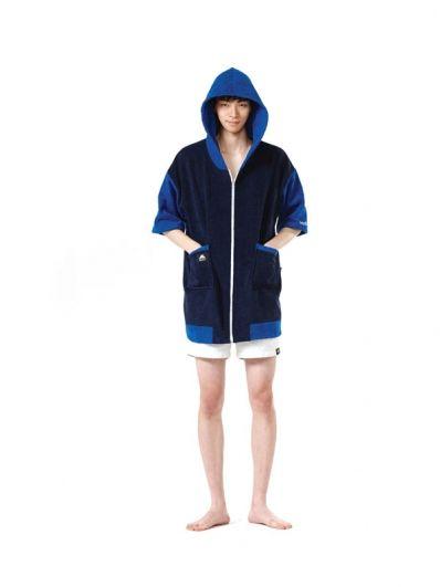 #geco #toolchip #robe #robe_item #beach_wear #beach_item #unisex #shower_gown #summer_fahsion #home_wear #cuplelook #familylook #night_wear