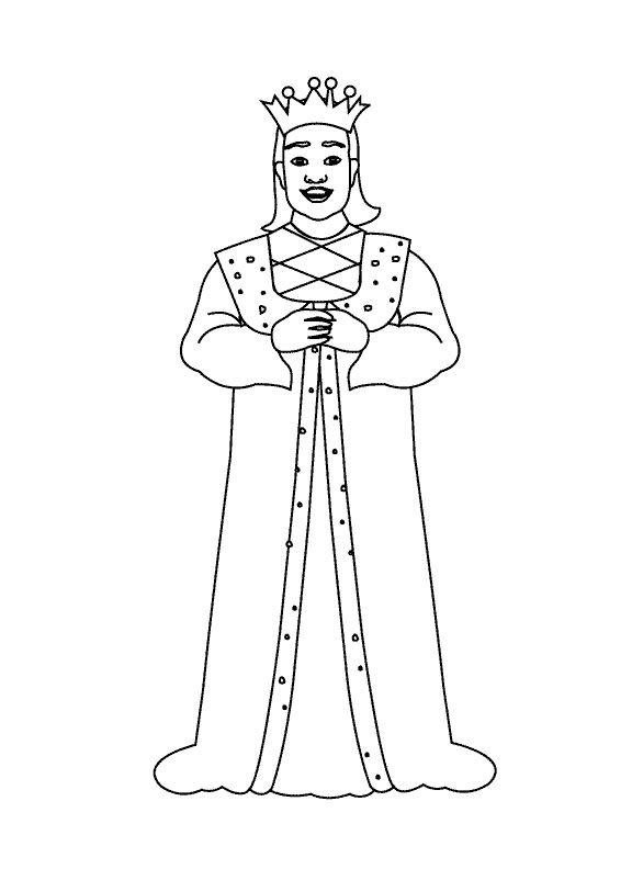 medieval feast coloring pages - photo#19