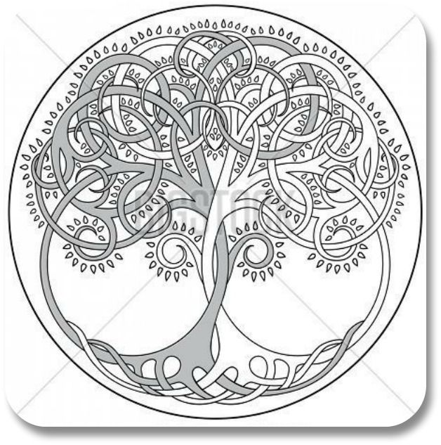 Tree Of Life Ideal Size Of A 48: Irish Tattoo Designs And Body Art Are Among The Most
